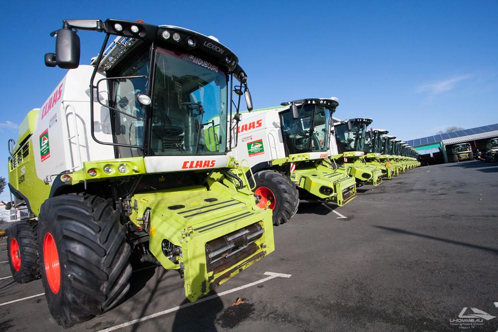 lhommeau services - travaux agricoles